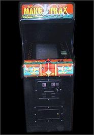 Arcade Cabinet for Make Trax.