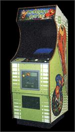 Arcade Cabinet for Marine Date.