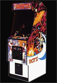 Arcade Cabinet for Mars.