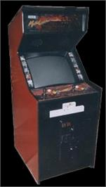 Arcade Cabinet for Martial Champion.