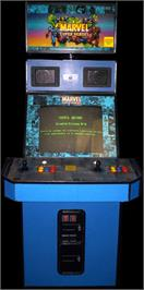Arcade Cabinet for Marvel Super Heroes.