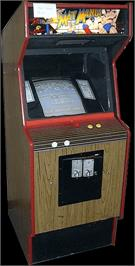 Arcade Cabinet for Mat Mania.