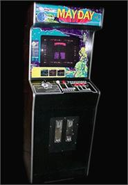 Arcade Cabinet for Mayday.