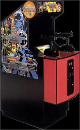 Arcade Cabinet for Mechanized Attack.