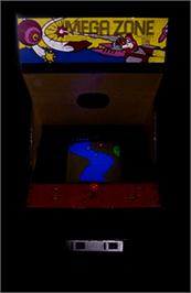 Arcade Cabinet for Mega Zone.