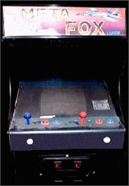 Arcade Cabinet for Meta Fox.