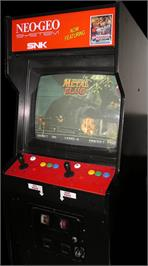 Arcade Cabinet for Metal Slug - Super Vehicle-001.