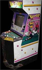 Arcade Cabinet for Mexico 86.