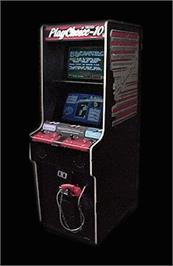 Arcade Cabinet for Mike Tyson's Punch-Out!!.