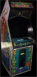 Arcade Cabinet for Millipede Dux.