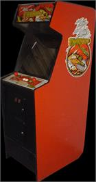 Arcade Cabinet for Minefield.