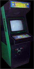 Arcade Cabinet for Mini Golf.