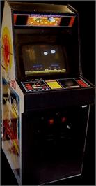 Arcade Cabinet for Missile Combat.