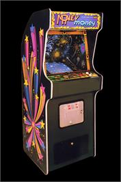 Arcade Cabinet for Money Money.