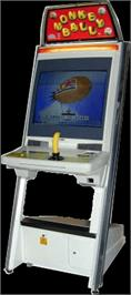 Arcade Cabinet for Monkey Ball.
