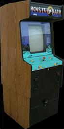 Arcade Cabinet for Monster Bash.