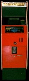 Arcade Cabinet for Moon Base.