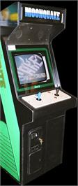 Arcade Cabinet for Moonquake.