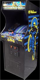 Arcade Cabinet for MotoRace USA.