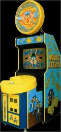 Arcade Cabinet for Mouse Attack.