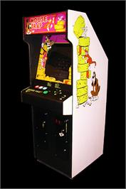 Arcade Cabinet for Mouse Trap.