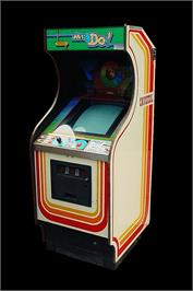 Arcade Cabinet for Mr. Do!.