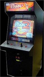 Arcade Cabinet for Mr. Driller 2.
