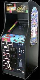 Arcade Cabinet for Ms. Pac-Man/Galaga - 20th Anniversary Class of 1981 Reunion.