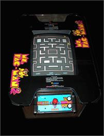 Arcade Cabinet for Ms. Pacman Champion Edition / Super Zola-Puc Gal.