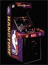 Arcade Cabinet for NBA Hangtime.