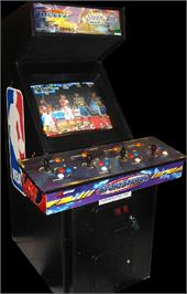 Arcade Cabinet for NBA Showtime / NFL Blitz 2000.