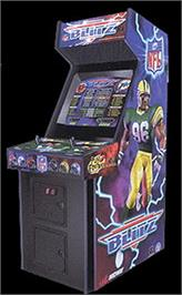 Arcade Cabinet for NFL Blitz.
