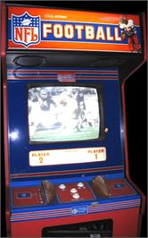 Arcade Cabinet for NFL Football.