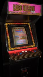 Arcade Cabinet for Namco Classic Collection Vol.1.