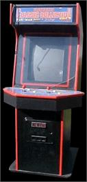 Arcade Cabinet for Namco Classic Collection Vol.2.
