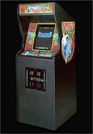 Arcade Cabinet for Naughty Boy.
