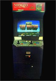 Arcade Cabinet for Neo Turf Masters / Big Tournament Golf.