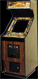 Arcade Cabinet for New Sinbad 7.