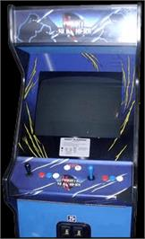 Arcade Cabinet for Night Slashers.