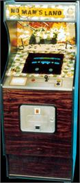Arcade Cabinet for No Man's Land.
