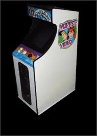 Arcade Cabinet for Noah's Ark.