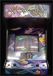 Arcade Cabinet for Off the Wall.