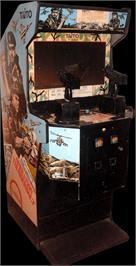 Arcade Cabinet for Operation Thunderbolt.