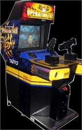 Arcade Cabinet for Operation Tiger.