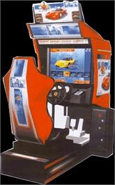 Arcade Cabinet for Out Run 2.