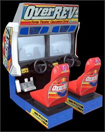 Arcade Cabinet for Over Rev.