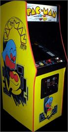 Arcade Cabinet for Pac-Man.