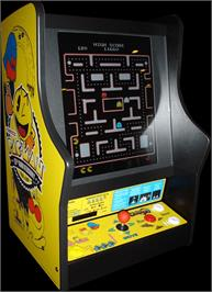 Arcade Cabinet for Pac-Man - 25th Anniversary Edition.