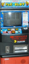 Arcade Cabinet for Pac-Slot.