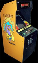 Arcade Cabinet for Panther.